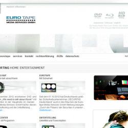www.eurotape.de_Eurotape Media Services GmbH